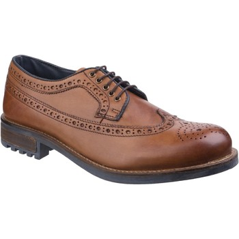 Shoes Men Derby Shoes Cotswold Poplar Tan