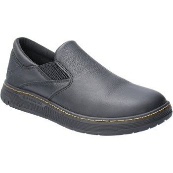 Shoes Men Loafers Dr Martens 25142001-6 Brockley Black