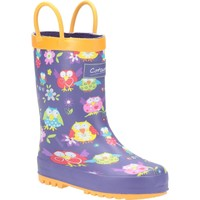 Shoes Girl Wellington boots Cotswold Puddle Owl