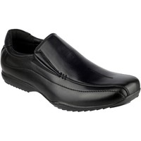Shoes Boy Loafers Mirak Clipper Black