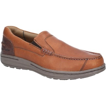 Shoes Men Loafers Hush puppies HPM2000-12-6 Murphy Victory Tan