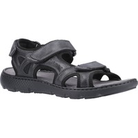 Shoes Men Outdoor sandals Hush puppies HPM2000-91-2-6 Carter Black