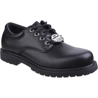 Shoes Men Derby Shoes Skechers SK77041EC Cottonwood Black