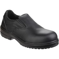 Shoes Women Slip-ons Amblers Safety FS94C Black