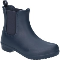Shoes Women Wellington boots Crocs 204630-W6 Freesail Navy and Navy