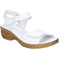 Shoes Women Outdoor sandals Fleet & Foster 612-WHITE-36 Linden White