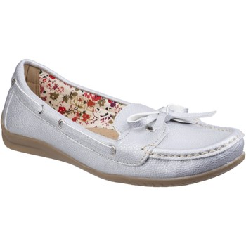Shoes Women Boat shoes Fleet & Foster Alicante Silver