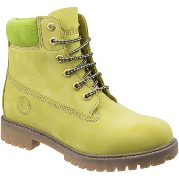Shoes Women Walking shoes Darkwood 7000-61NU Willow Lime