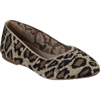 Shoes Women Derby Shoes & Brogues Skechers 44886NAT3 Cleo Claw-Some Natural