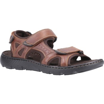 Shoes Men Outdoor sandals Hush puppies HPM2000-91-1-6 Carter Brown