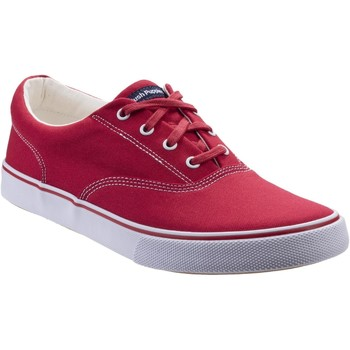 Shoes Men Low top trainers Hush puppies HW06650-600-3 Byanca Red