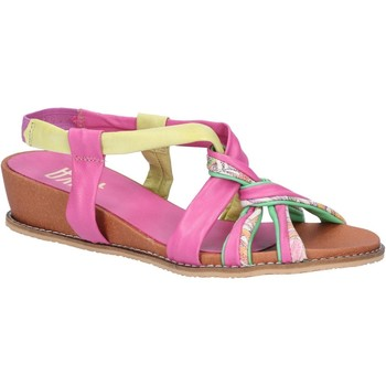 Shoes Women Sandals Riva Di Mare 7096-FUCH-35 Diamond Fuchsia and Multi