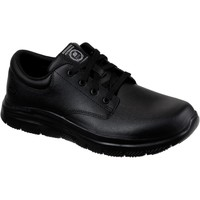 Shoes Men Derby Shoes Skechers Flex Advantage - Fourche Sr Black