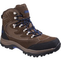 Shoes Men Walking shoes Cotswold WLL0028 Oxerton Brown
