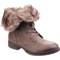 Shoes Women Snow boots Divaz Leigh Brown