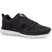 Shoes Men Low top trainers Calzamedi SPORT MEN'S SNEAKERS BLACK