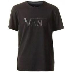 Clothing Men Short-sleeved t-shirts Vans AP M Flying VS Black