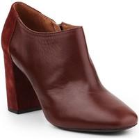 Shoes Women Shoe boots Geox D Audalies H.D D643XD-04322-C6315 brown