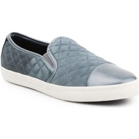 Shoes Women Slip-ons Geox D N.Club C D5258C-000J0-C4069 grey