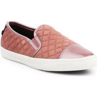 Shoes Women Slip-ons Geox D N.Club C D5258C-000J0-C8014 brown