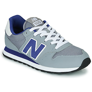 Shoes Low top trainers New Balance GM500TRS Grey