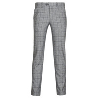 Clothing Men Chinos Selected SLHCARLO Grey