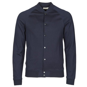 Clothing Men Jackets Selected SLHSHAYNE Marine