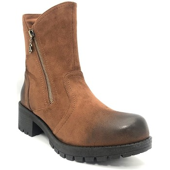 Shoes Women Ankle boots Chattawak Botine 8-TILDA  Camel Brown