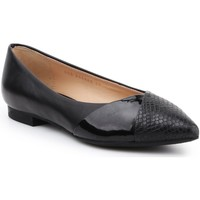 Shoes Women Flat shoes Geox D Rhosyn C D640FC-0KF04-C9999 black