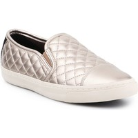 Shoes Women Slip-ons Geox D N.Club C D5258C-000NF-CB500 gold