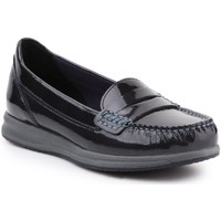 Shoes Women Loafers Geox D Avery C D62H5C-000EV-C4021 navy