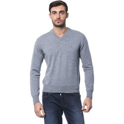 Clothing Men Jumpers Billionaire Pullover grey  Man