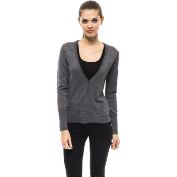 Clothing Women Jumpers Ungaro Pullover grey  Woman