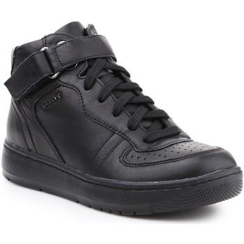 Shoes Women Hi top trainers Geox D Nimat A D540PA-00085-C9999 black