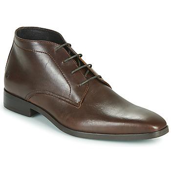 Shoes Men Mid boots Carlington NOMINAL Brown