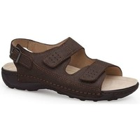 Shoes Men Sandals Calzamedi BECHAMP SANDALS BROWN