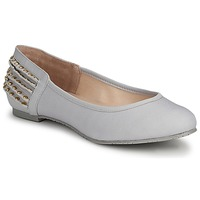 Shoes Women Flat shoes Kat Maconie ROSA Grey canvas