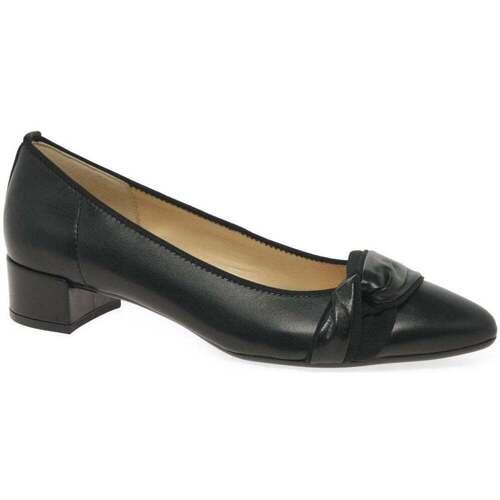 Shoes Women Heels Gabor Prince Womens Court Shoes black