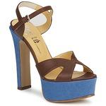 Sandals Keyté CUBA-LUX-MARRONE-FLY-9