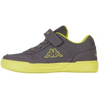 Shoes Children Low top trainers Kappa Dalton Ice BC K Grey