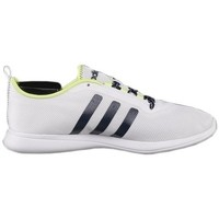 Shoes Women Football shoes adidas Originals Cloudfoam Pure W White, Black