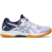 Shoes Women Multisport shoes Asics Gel Rocket 9 White, Navy blue