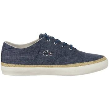 Shoes Women Low top trainers Lacoste Glendon Espa 4 Srw Navy blue