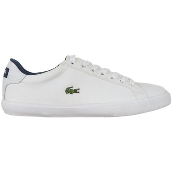 Shoes Women Low top trainers Lacoste Grad Vulc CR US Spwe White