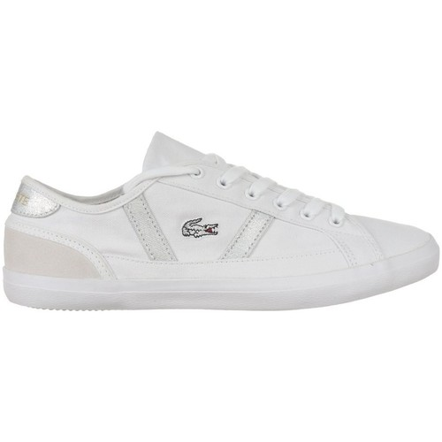 Shoes Women Low top trainers Lacoste Sideline 216 1 Cfa White