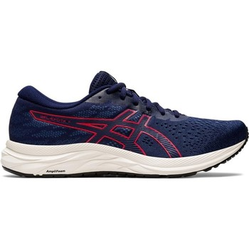 Shoes Men Running shoes Asics Gel Excite 7 White, Navy blue