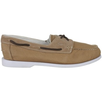 Shoes Men Boat shoes Lacoste Navire Casual 216 1 Brown