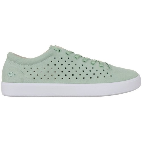 Shoes Women Low top trainers Lacoste Tamora Lace UP 216 1 Caw Green