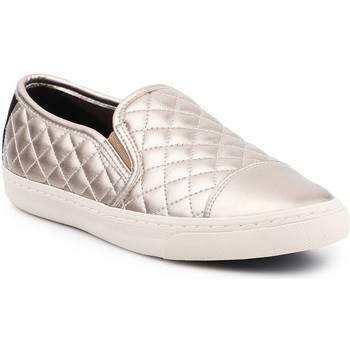 Shoes Women Slip-ons Geox D Nclub Golden