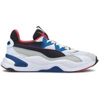 Shoes Men Low top trainers Puma RS2K Internet Exploring White, Black, Blue